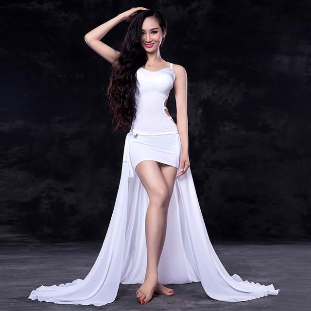 7b5942ebb6728 Belly dance eastern diamond embroidery skirts bra dress costume for  oriental dance dancing belt for belly dancing suit set 711