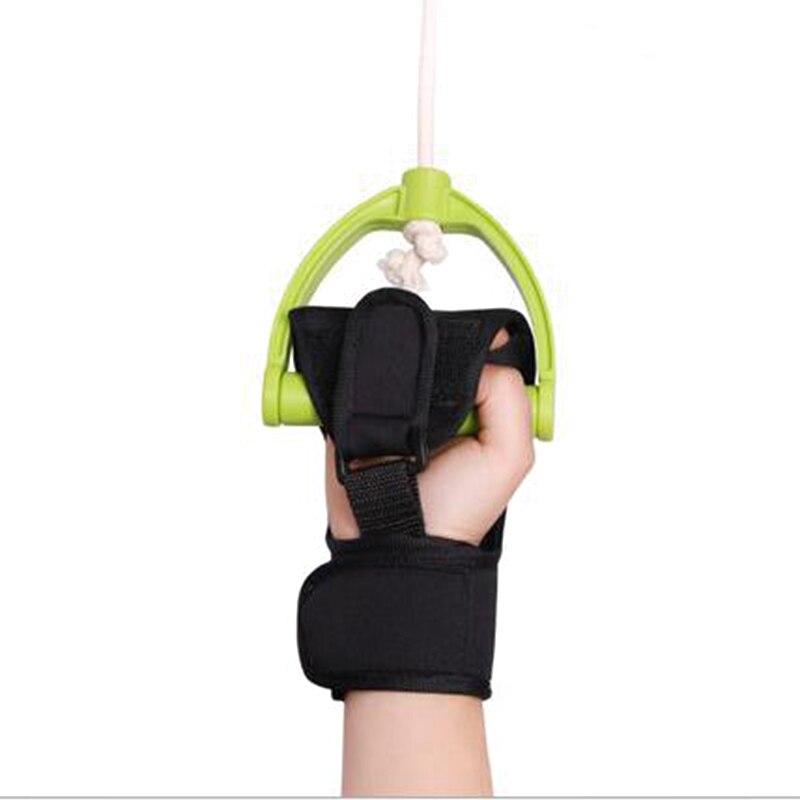Палец анти-спастичности реабилитации вспомогательный тренировочные перчатки для ход гемиплегия пациента и спортсмен палец реабилитации