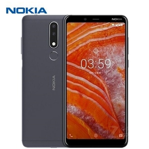 Image 2 - Original Nokia 3.1 Plus 4G Smartphone 6.0 Android 8.1 MTK 6762 Octa Core 3+ 32GB ROM 13.0MP+5.0MP Rear Cameras Mobile Phone