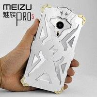 High Quality Aviation Aluminum Thunder Simon Thor Back Shell Thor Case Cover For Meizu Pro 5