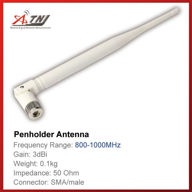 3dbi , ATNJ 800 1000Mhzในร่มที่ใส่ปากกาเสาอากาศสำหรับGSM 2G 3G