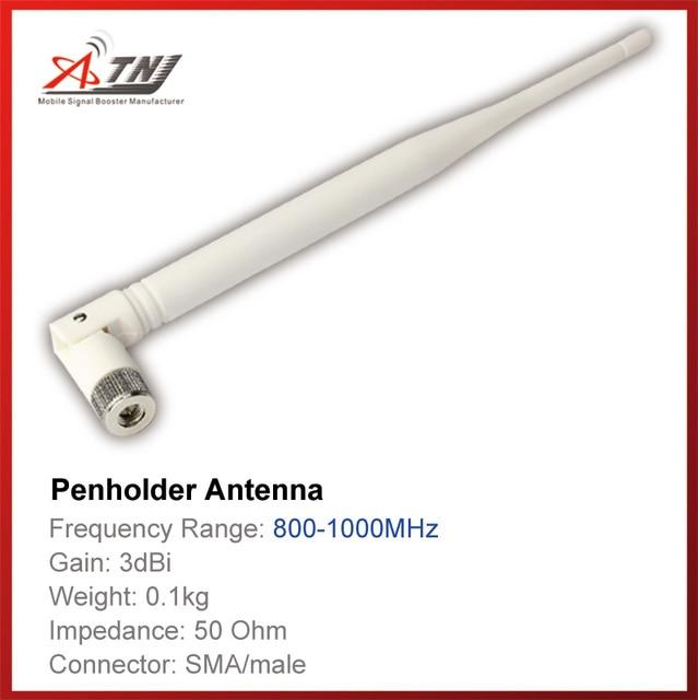 3dbi , ATNJ 800 1000mhz Antenna portapenne interna per ripetitore di segnale GSM 2G 3G