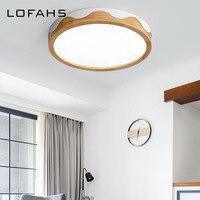 LOFAHS современное освещение люстры Круглый Крытый лампы для гостиная спальня Потолочная люстра кухня детская комната