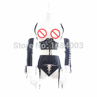 Sex Games Lady Chastity Belt Racy Straps Faux Leather Bondage Sexy Play Tool For Women