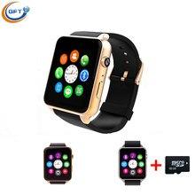GFT mtk2520 Pulsmesser Bluetooth Smart uhr GT88 Smartwatch Unterstützung Sim-karte Für IOS Android-System Smartphone