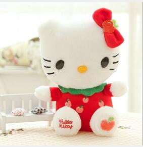 WYZHY New cat dolls plush toys wedding gifts mixed color delivery 15cm