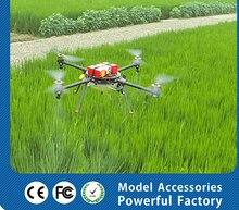 2017 new agricultural machine uav drone crop duster uav drone crop sprayer quadcopter