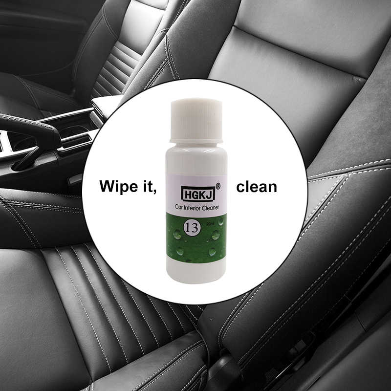 HGKJ-13 20ML Verdunnen met water 1ml wasmiddel 8ml water Autostoel Interieurs Cleaner Auto Vensterglas Auto voorruit Cleaning TSLM1