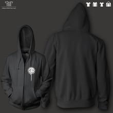 game of thrones GOT hand of the king men unisex zip up hoodie heavy hooded sweatshirt cotton fleece inside Free Shipping