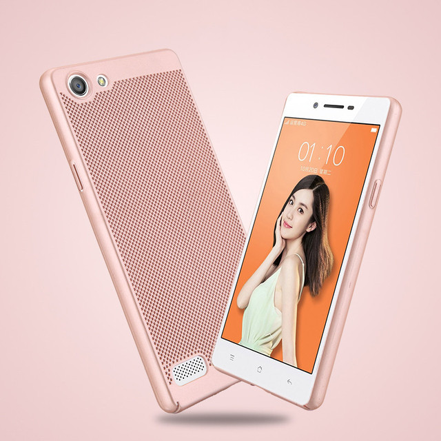 wholesale dealer 933b0 42986 Aliexpress.com : Buy luxury Matte cover Case For oppo a33 cases PC Heat  dissipation Back Phone Cover For Oppo Neo 7 5.0