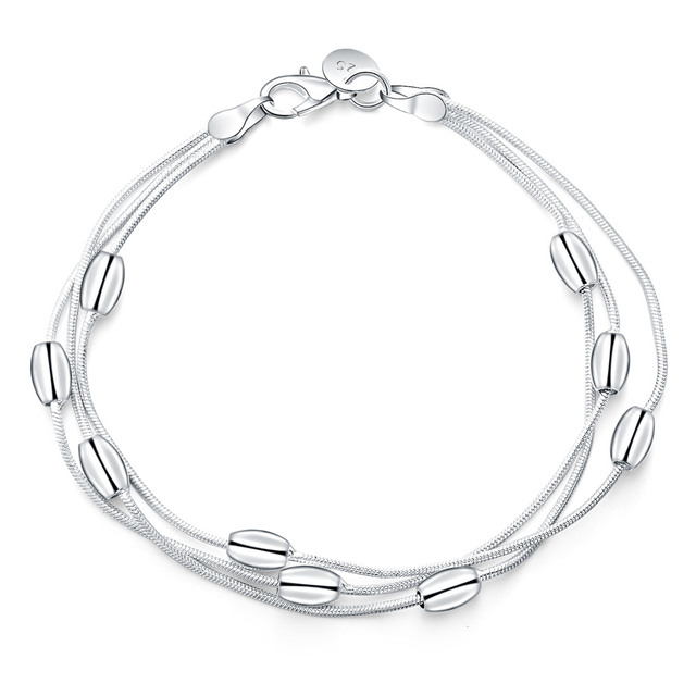 Charms Beads Chain Bracelet...