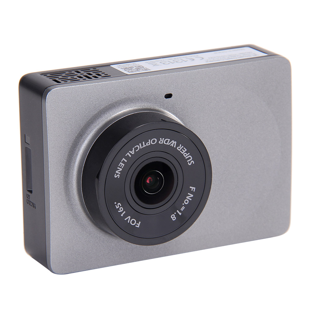 Xiaomi YI Smart Car DVR Dash Camera (2)