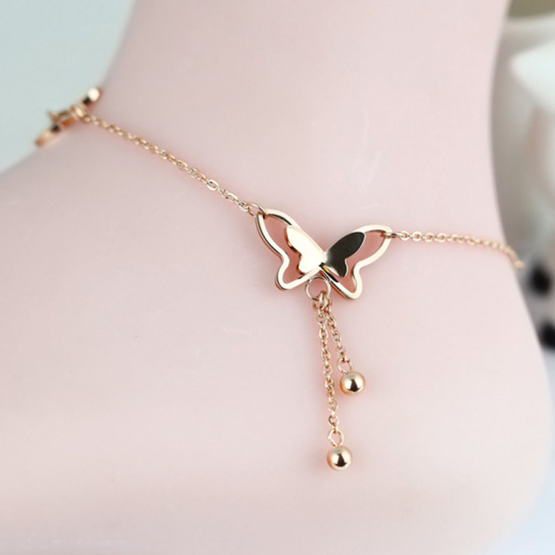 Ankle Bracelet Anklet Beach Foot Chain For Women Jewelry