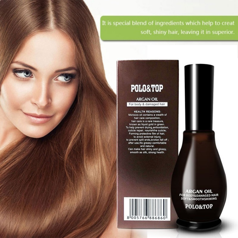 Morocco Argan Oil Hair Essential Oil Mul