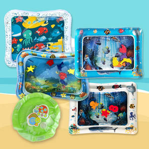 Patted-Pad Toys Play-Mat Water-Cushion Toddler Baby Infant Creative Inflatable Funny
