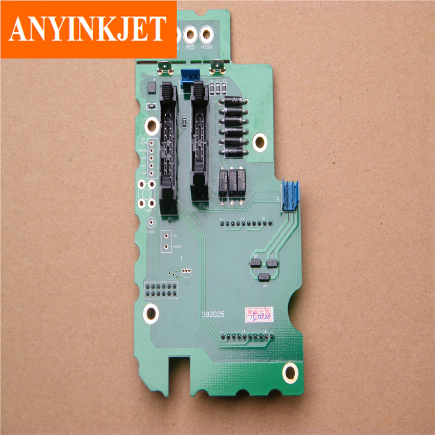 core chip board for Videojet 1210 printer vj1510 gutter pump kit 399171 for videojet vj1510 printer