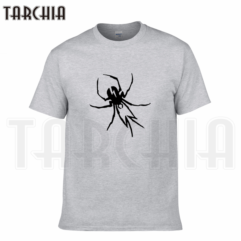 TARCHIA 2019 new summer brand arachnid t-shirt cotton tops tees men short sleeve boy casual homme tshirt t shirt plus fashion