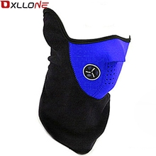 3 colors Outdoor Sport Cycling Sport Bike red Motorcycle Mask Skiing Snowboard Neck Skull Masks Winter Ski Warm Face Mask