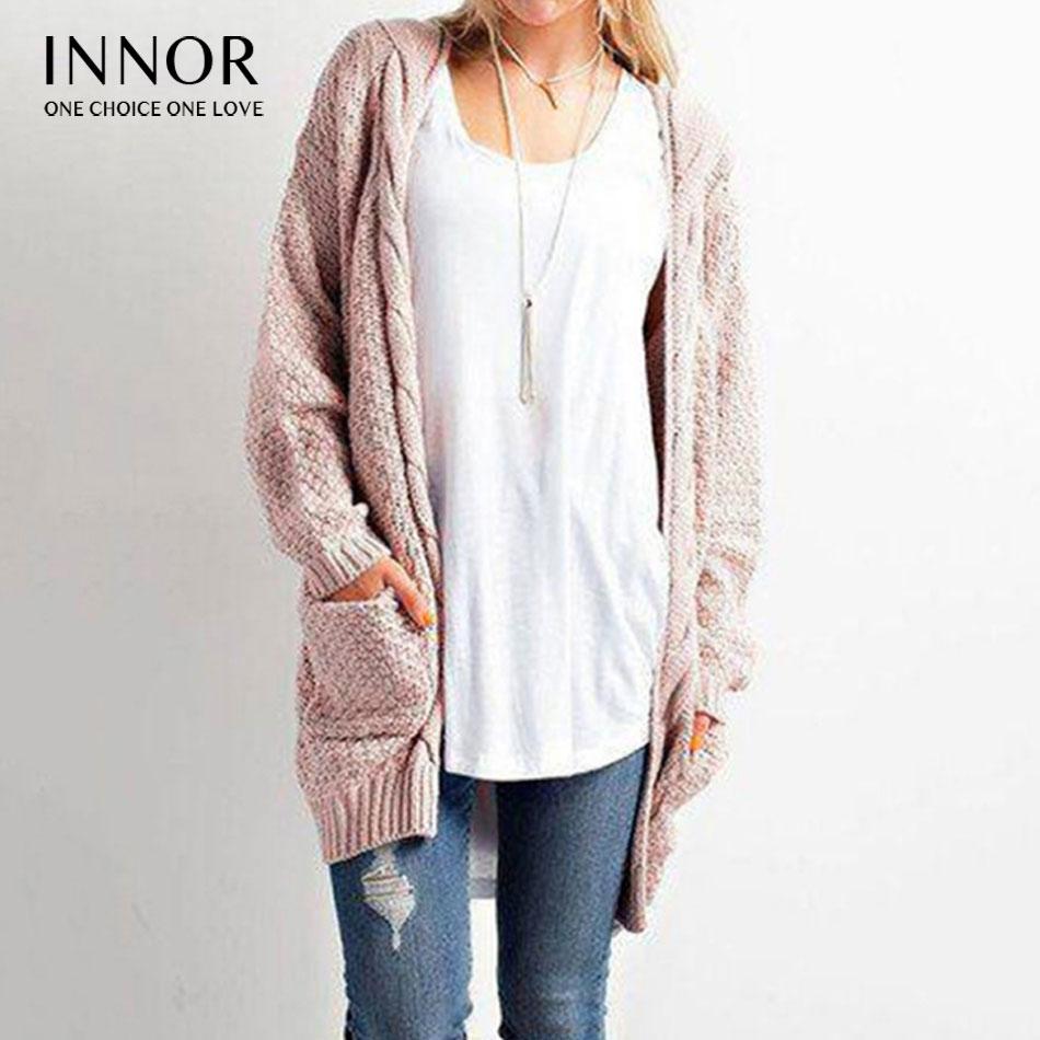 Plus XXXL taille femmes Long Cardigans hiver point ouvert Poncho tricot pull Cardigans col en V surdimensionné Cardigan manteau innor #211