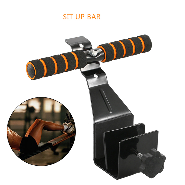 Kylin Sport Adjule Doorway Sit Up Portable Bar Exercise Tool