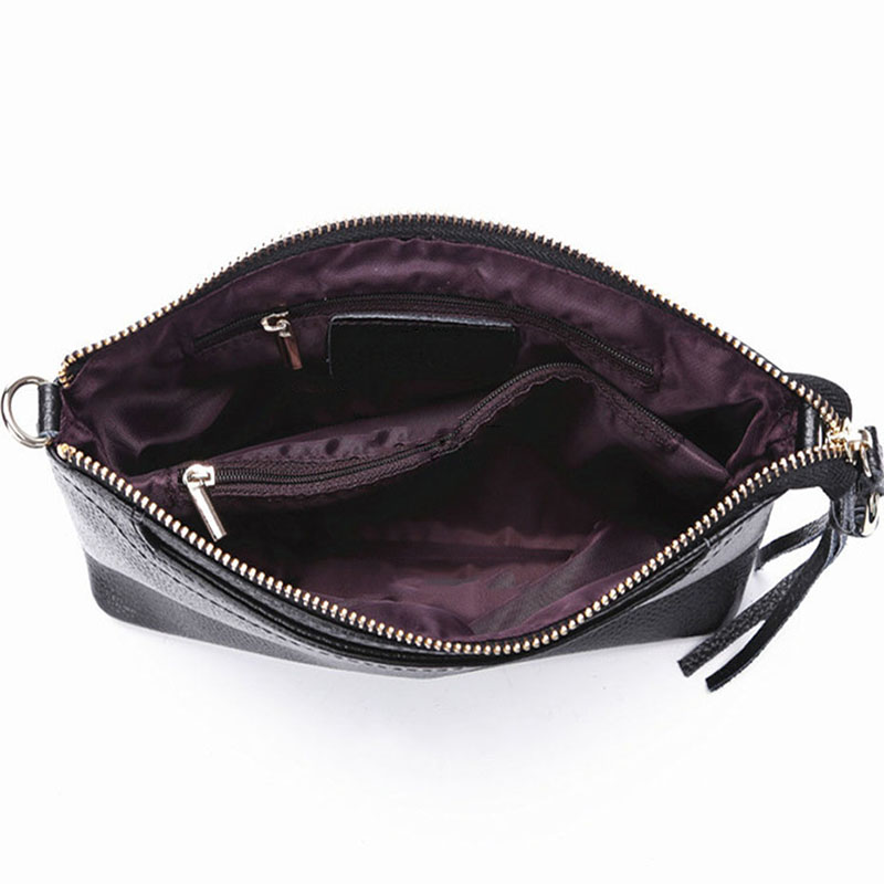 voar couro genuíno para mulheres Estilo : Women's Single Shoulder Bag