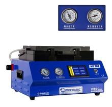 купить MECHANIC MS360 Automatic laminating machine Automatic vacuum defoamer Laminator 12-inch laminator region дешево