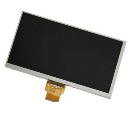 New LCD Display Matrix For 7 Turbopad 722 Tablet 40Pins LCD screen panel Digitizer Lens Replacement Free Shipping lc171w03 b4k1 lcd display screens