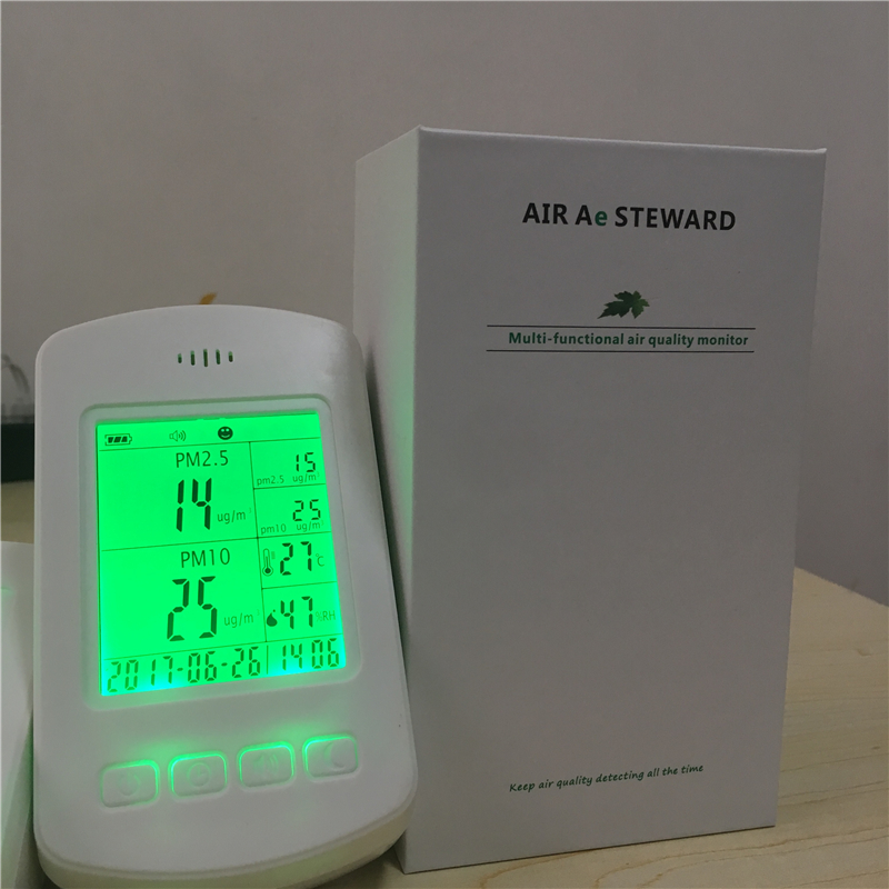 все цены на New Arrival PM2.5 Detector Air PM2.5 Monitoring Indoor Air Quality Detector from China онлайн