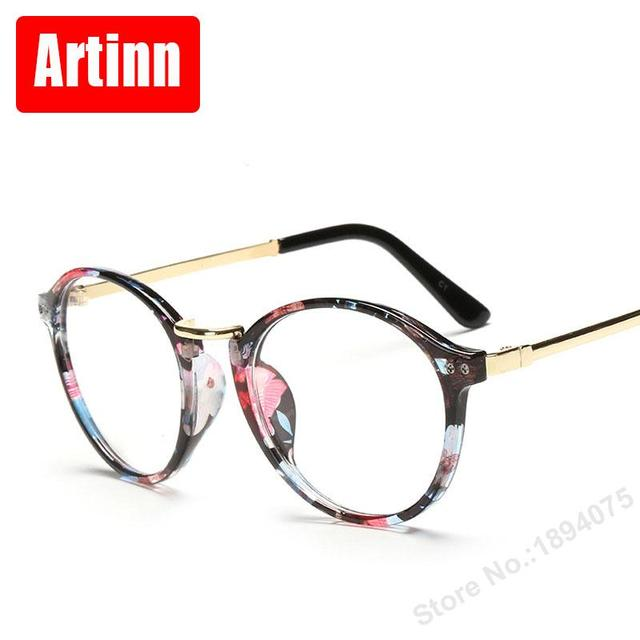 Eye glasses frames for women fashion fancy colorful glasses fashion eye glasses frames for women fashion fancy colorful glasses fashion round half frame glasses round metal thecheapjerseys Images