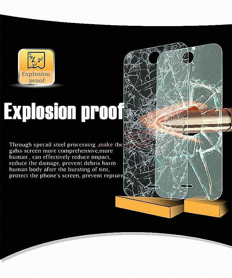 Için alcatel Idol 4 6055 6055B 6055 H 6055I 6055 K 6055Y 5.2-inç Temperli Cam Ekran Koruyucu Film cam koruyucu film
