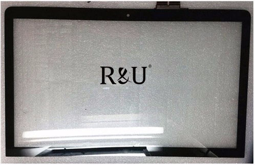 R&U high quality 15.6 laptop Touch Screen Panel Digitizer Sensor Glass outside screen for Sony Vaio SVF1521C2EW P/N 4HHK9BHN010