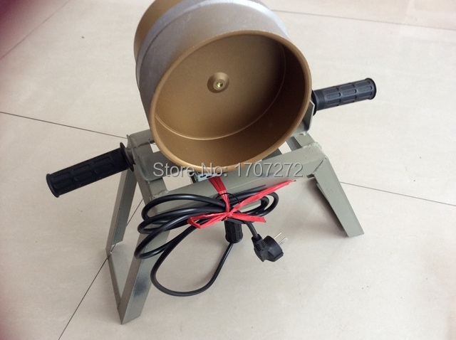 Free shipping temperature controled ppr butt welding for Pb water pipe
