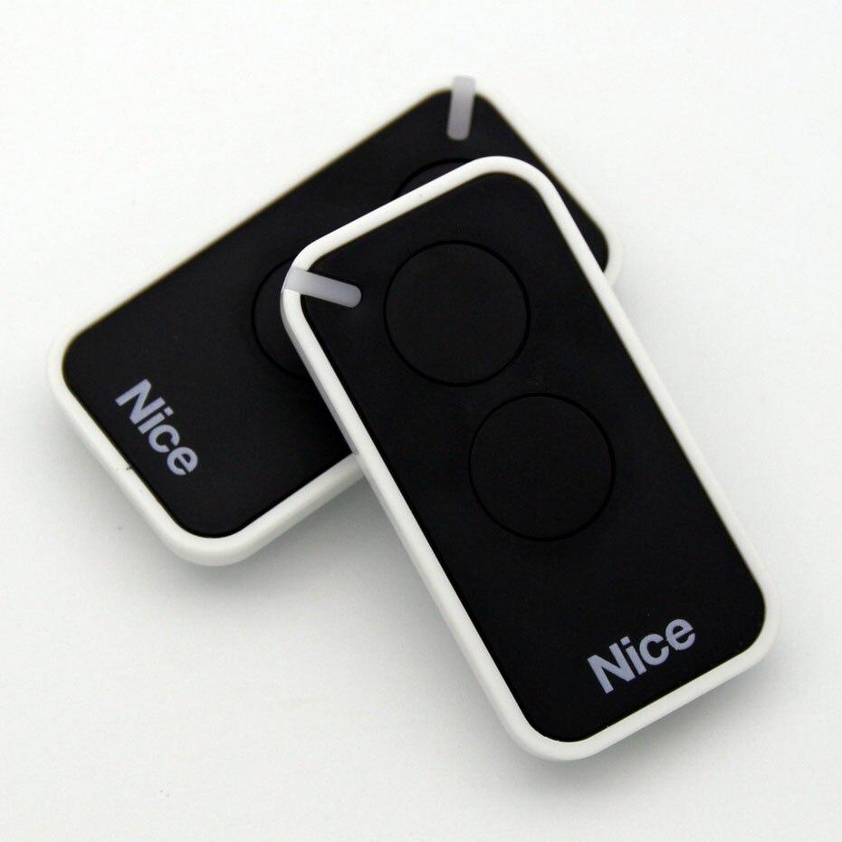 Nice INTI 2 Channel Remote Control