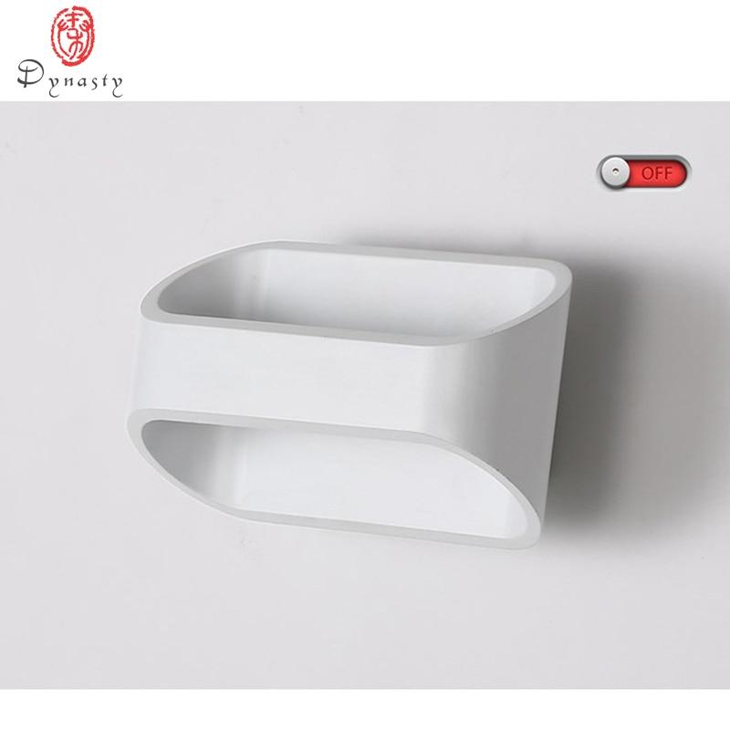 Moderne aluminijaste LED stenske svetilke 5W modna jedilnica - Notranja razsvetljava - Fotografija 4