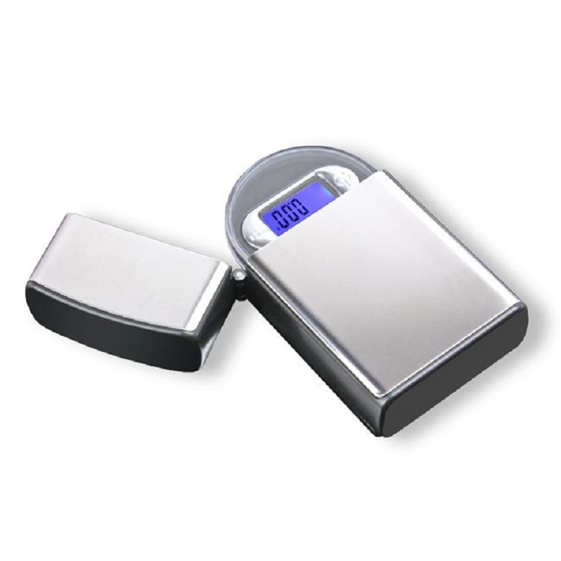 Image 4 - 100g*0.01g Mini High Precision Scale Pocket Digital Jewelry Electronic Portable Balance Lab 0.01g Scale Weight Medicinal Herbs-in Weighing Scales from Tools