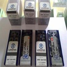LT30 WCMX040208 NN CNC lâmina pastilha de metal duro torno ferramenta 10 pçs/lote