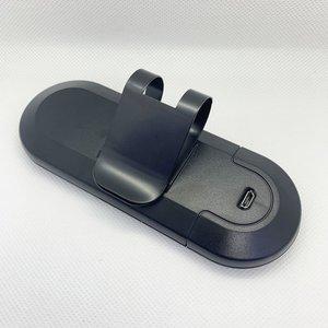 Image 3 - マルチポイントスピーカーフォン4.1 + edrワイヤレスbluetoothハンズフリーカーキットMP3音楽プレーヤーiphone android用ドロップシップホット