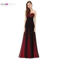 08070 Mystical Blue Elegant Strapless Long Evening Dress