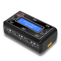 Ultra Power UP S6AC 6x4.35W 1S AC/DC LiPO/LiHV Battery Charger With Micro MX mCPX JST Fpr RC Models Multicopter Part Accs