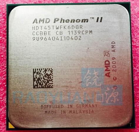 AMD Phenom X6 1045 T X6 1045T 2.7 GHz 6   Core CPU HDT45TWFK6DGR 95 W ซ็อกเก็ต AM3 938pin-ใน CPU จาก คอมพิวเตอร์และออฟฟิศ บน AliExpress - 11.11_สิบเอ็ด สิบเอ็ดวันคนโสด 1