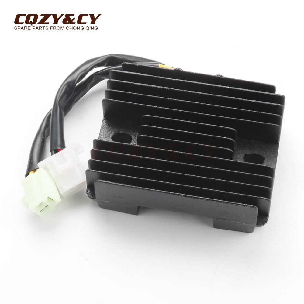 RECTIFIER REGULATE ASSY for <font><b>KYMCO</b></font> <font><b>Dink</b></font> Classic People S 200cc B&W <font><b>Grand</b></font> <font><b>Dink</b></font> People Lc X Citing 250cc 00168780 3 + 3 line image