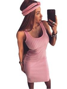 Magiray Sexy Women Bodycon Dresses Summer 2019 Sundress