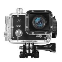 GitUp Git2P Pro 2K WiFi Action Camera 170 Degree Lens Sport DV Support Remote Shutter And