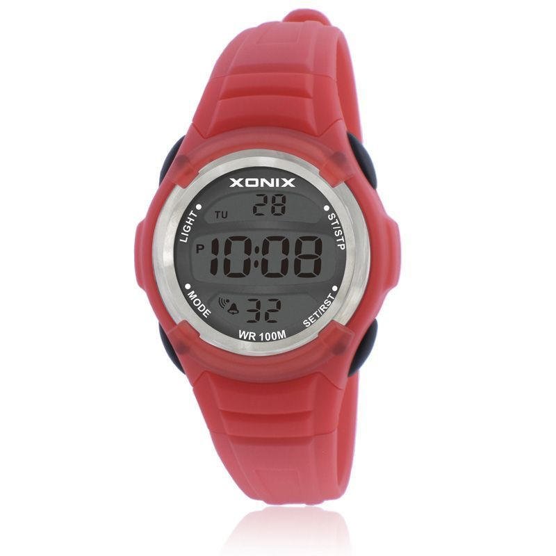 XONIX Women Sport Watches Cute Kids Watches Sports Cartoon Watch for Girls boys Rubber Children s