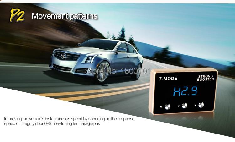 Gaspedalens accelerationssvar hastighetsreglering Gasreglage för - Reservdelar och bildelar - Foto 1