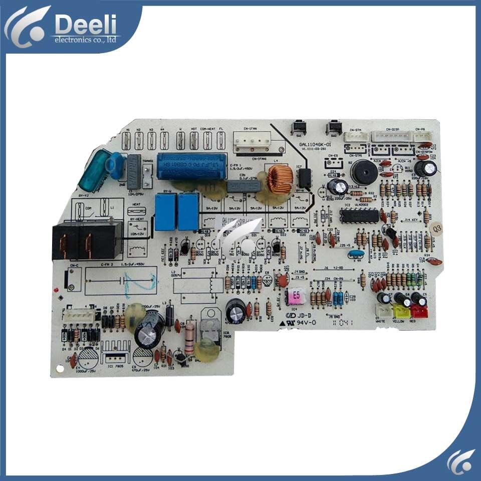 95% new Original for air conditioning Computer board GAL1104GK-01RJ-L0302 circuit board