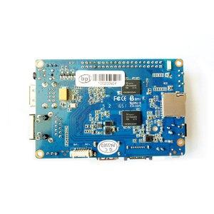 Image 5 - BPI M2 الترا R40 رباعية النواة 2GB DDR3 RAM مع SATA واي فاي بلوتوث 8GB eMMC التجريبي لوحة كمبيوتر واحدة