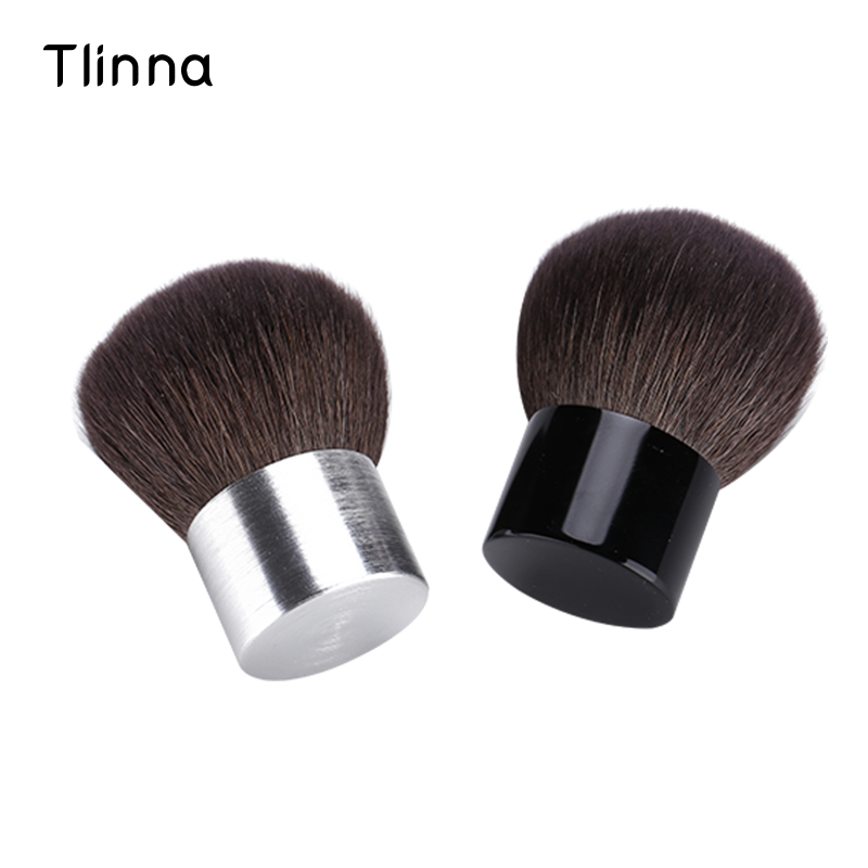 1Pcs Small Powder Blush Makeup Brush Foundation Base Contour Make Up Brush Professional Beauty Cosmetic Make Up Tool new design stamp seal shape face makeup brush foundation powder blush contour brush cosmetic facial brush cosmetic makeup tool