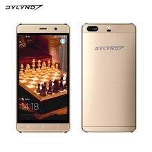 """Pas cher smartphones Bylynd M11 android 6.0 celular quad core 1G ram MTK6580 8.0mp 5.0 """"HD 1280×720 WCDMA débloqué téléphones mobiles"""