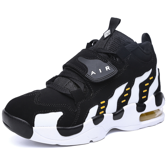 2015 New Autumn Lovers Shoes For Men And Women Increased Air Cushion Basketball  Shoes Light Shoes 70ba084e37